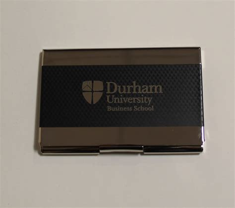 Durham Mba Review by Durham Business School Business Card Holder At