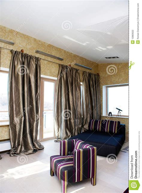 trendy living room furniture stylish living room with trendy furniture stock photography image 12883022