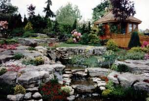 landscaping ideas for rockery landscaping