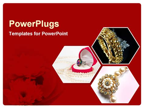 powerpoint templates jewellery varity of jewellery powerpoint template background of ring