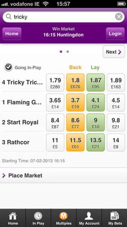 betfair mobile site benefits of betting exchange apps in racing mobile