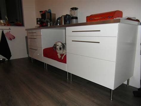 ikea kitchen cabinet bed this is a nice large kitchen ikea hack piece this dog bed is nice because dogs often prefer to