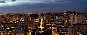 lights san jose downtown san jose the city lights on behance