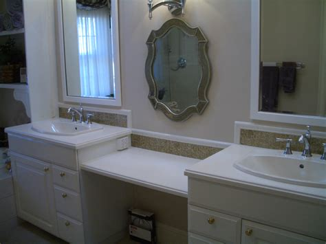 glass vanity backsplash in fort collins