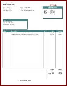 free professional invoice template free invoice template uk studio design gallery