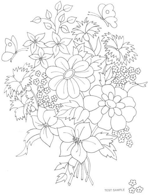 black and white embroidery patterns 607 best coloring flowers images on pinterest embroidery