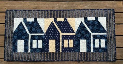 Schoolhouse Quilt Shop by The Cuddle Quilter Schoolhouse Blocks