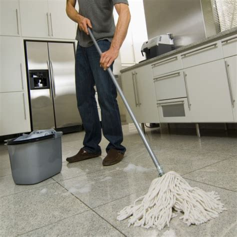 mopping bathroom floor 9 five minute household cleaning jobs chadwicks