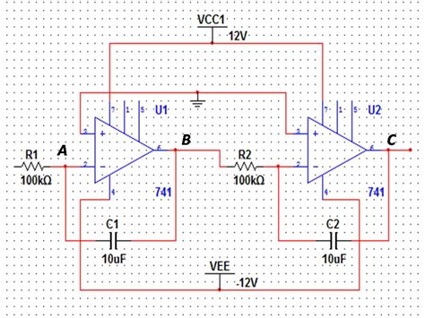 capacitor polarity in circuit circuit analysis polarity of of capacitors electrical engineering stack exchange