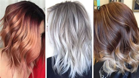 balayage hair colours  summer hairstyles  hairstyles