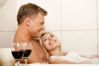 bathroom man and woman improve marital intimacy marriage gems