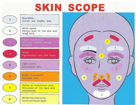 wood l skin analysis newest generation skin tester visia skin analysis machine