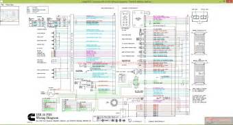7 best images of cummins celect ecm diagrams cummins ecm wiring diagram cummins isb 23 pin