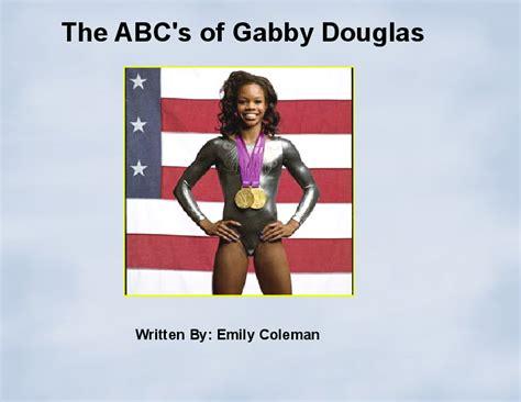 biography book on gabby douglas the abc s of gabby douglas book 366952 bookemon