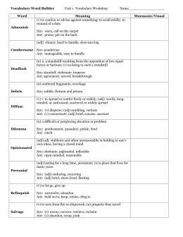 sadlier oxford vocabulary level e 1 3 unit review answers print sadlier oxford vocabulary workshop level e unit 11