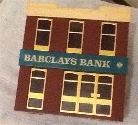barclays bank currency retro 1970s plastic barclays money box for sale in cork