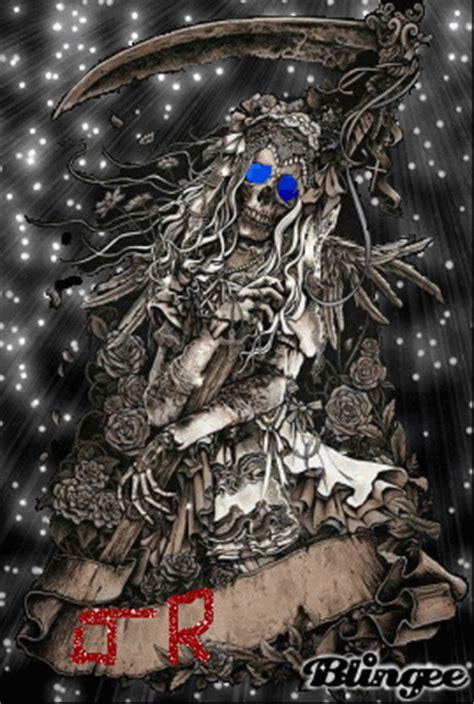 imagenes abstractas de la muerte santa muerte fotograf 237 a 131901094 blingee com