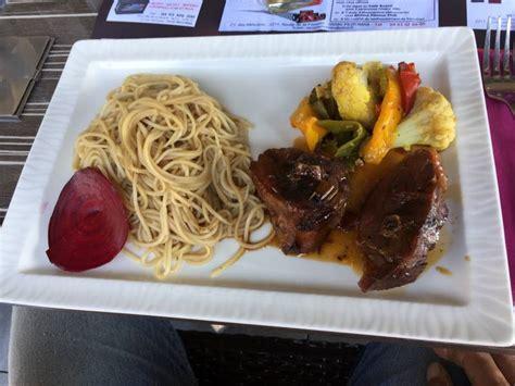 cuisines et d駱endances le plat du jour restaurant et bar d ambiance 224 p 233 gomas