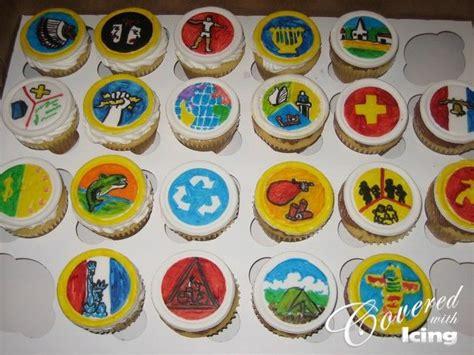 eagle scout cupcakes eagle scout  ideas eagle scout