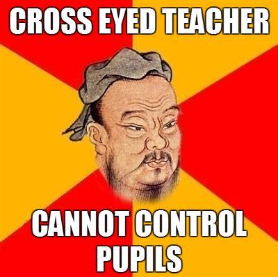 Confucius Meme - image 136406 wise confucius know your meme