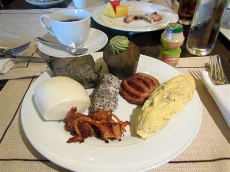 Chinese American Breakfast Sheraton Club Buffet Family America Breakfast Buffet