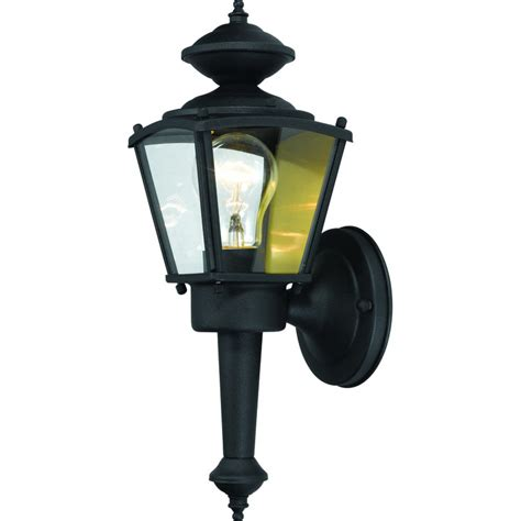 outdoor patio porch exterior black light fixture