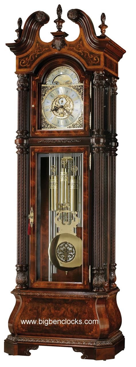 grandfather clock howard miller grandfather clock 611 031 the j h miller ii
