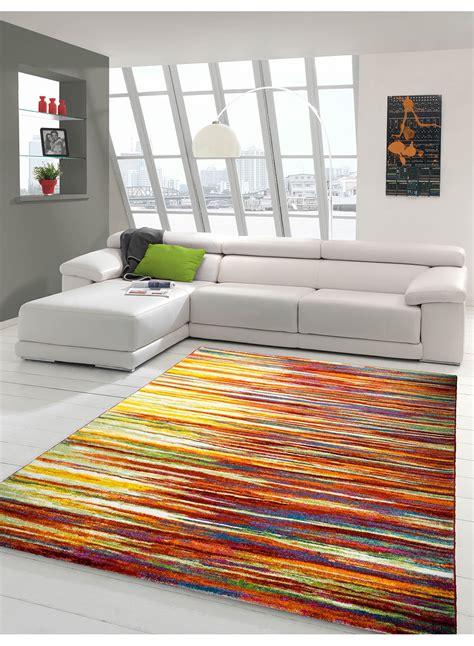 tapis one tapis de salon rayonara multicolore