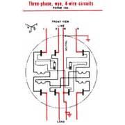 electric meter wiring diagram efcaviation