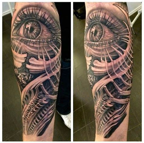Biomechanical Tattoo Artists In Pennsylvania | 110 best images about biomechanical tattoos on pinterest