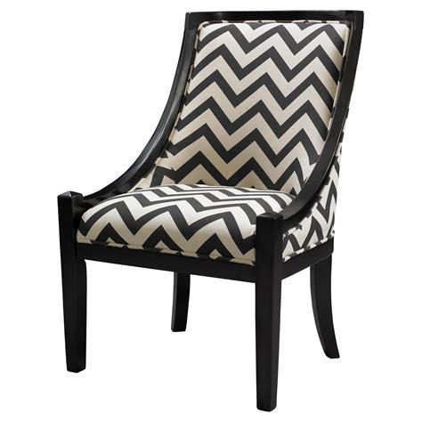 chevron chairs linon carnegie chair black chevron accent chairs at
