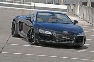audi r8 spyder by sport wheels 187 tuning samochody