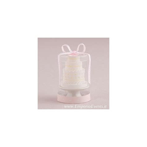 candela matrimonio bomboniere candela torta nuziale