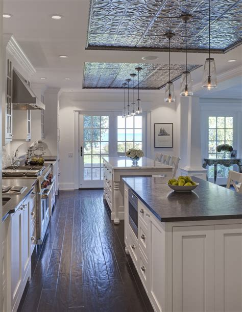 Floors And Ceilings by Tremendous Tin Ceilings In Kitchens Decorating Ideas