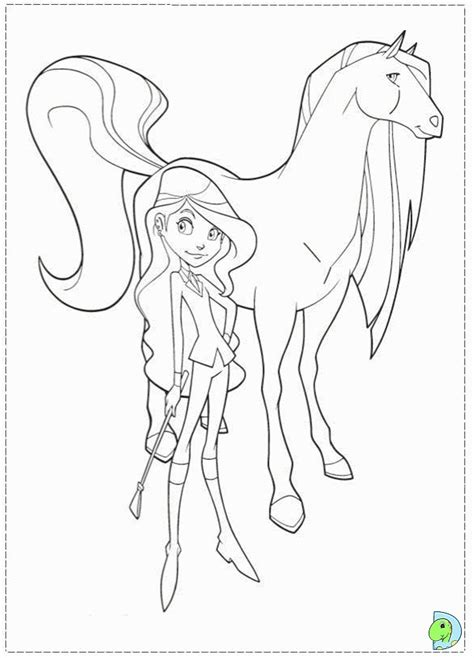 horseland coloring page horseland pictures coloring home