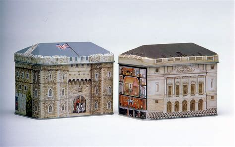 windsor castle dolls house windsor castle gates queen anne s dollshouse ian logan design tins