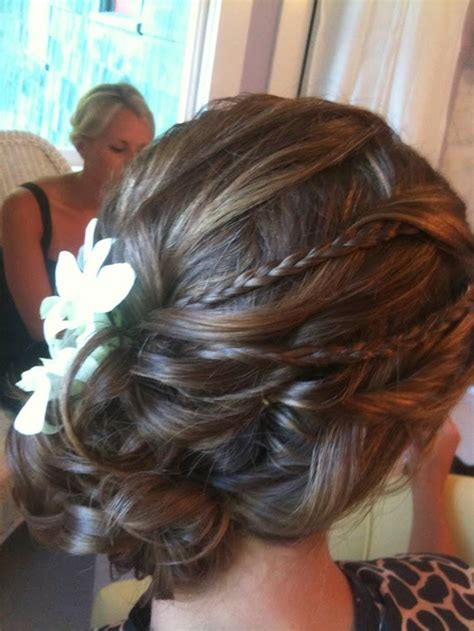 upstyles for mid to long hair spring wedding hair ideas jonathan george
