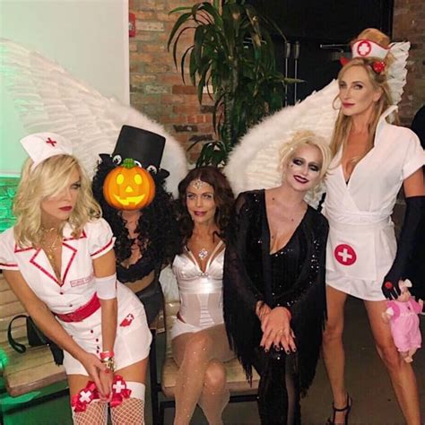 bethenny frankel defends halloween costume  body