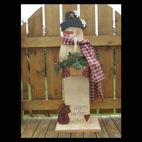 wood pattern christmas wooden snowman patterns 171 free patterns