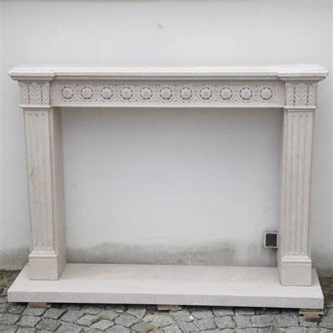 marble fireplace frame 20th century for sale at 1stdibs