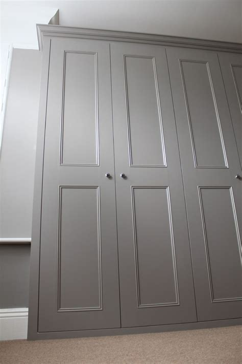 gray wardrobe 25 best ideas about painted wardrobe on pinterest