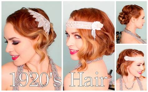 1000 ideas about great gatsby hair on pinterest gatsby 20s hairstyles long hair tutorial foto video