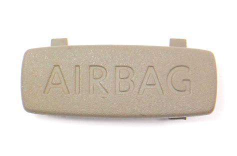 pillar airbag trim cap vw passat  latte macchiato