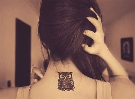 small girly tattoos with meaning 15 colorful girly owl tattoos ideas designs with meaning