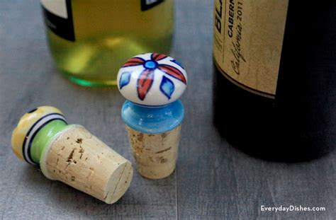 Decorative Wine Corks by Decorative Wine Ttoppers How To