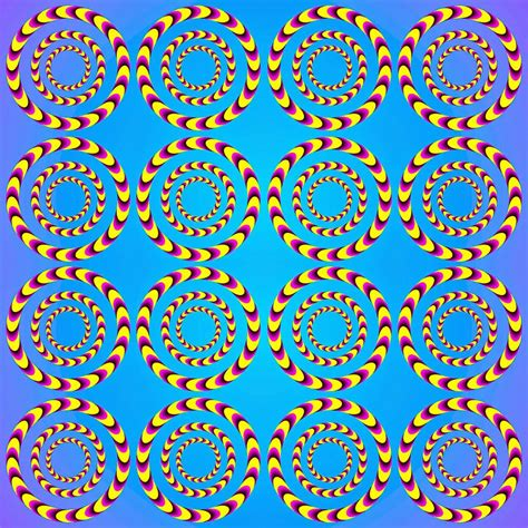 printable moving optical illusions ideaz moving optical illusions print it out and check