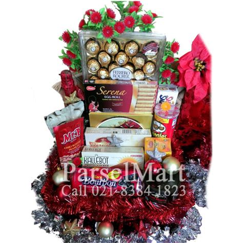 Serena Biscuit Flower Assorted 1kg Www Theharvestcorner parcel natal luxury for you parselmart toko bunga dan parcel terpercaya 021 8995 2483
