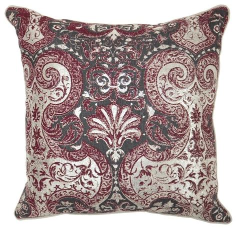 Burgundy Pillows Decorative by Burgundy Pillow Decorative Pillows Chicago By