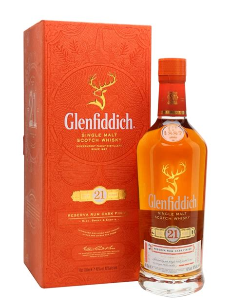 buy barware online glenfiddich 21 year old gran reserva rum cask finish