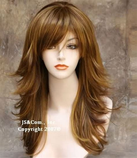 show side fring on long hair for older woman 56 best images about hair bangs on pinterest older